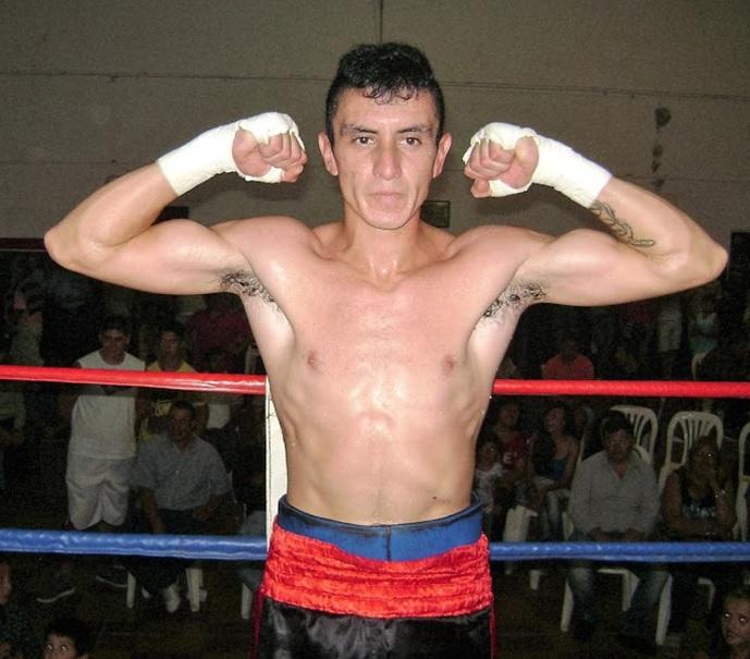 Image result for pelea por tulo provincial welter en achiras