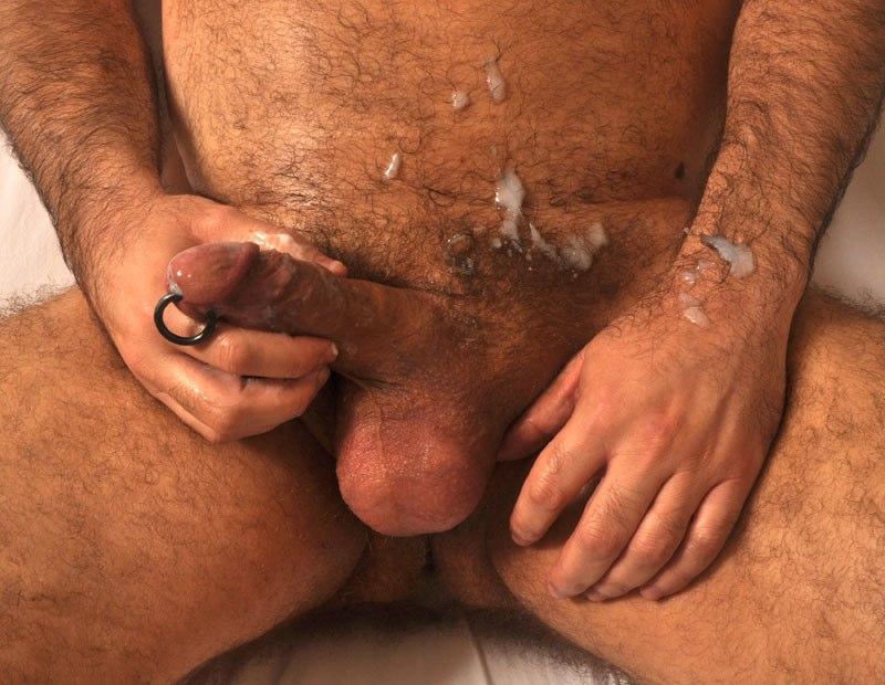Amateur hottie internal cumshot 4