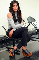 HeyAndhra Hebah Patel Sizzling at Angel Movie Launch HeyAndhra.com