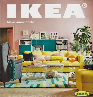 2018 IKEA Catalog Hong Kong