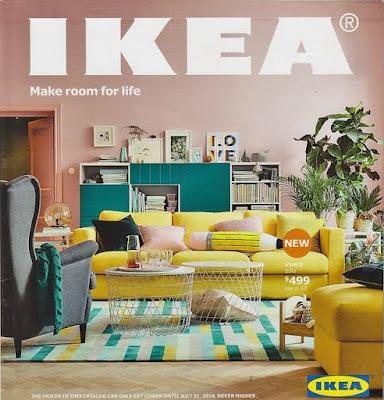 Ikea Catalog 2018 Italia Italy