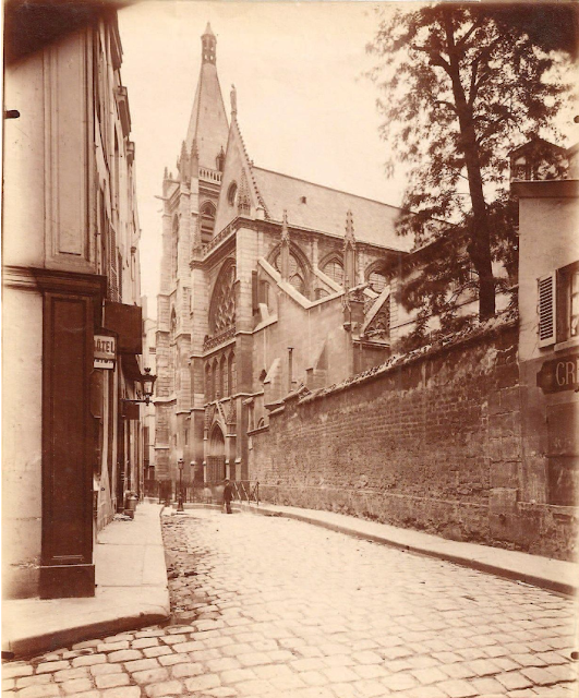40 Vintage Photographs Illustrate An Old Paris In The Late