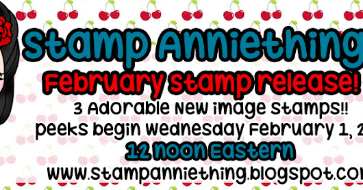 Stamp Anniething Day - DEAN, you are so cool!