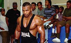 mike tyson is a beast