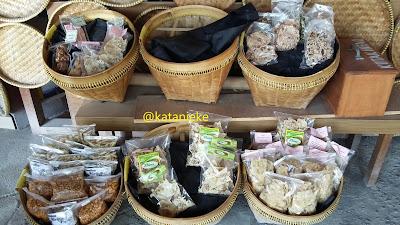 camilan khas di desa Kalak Ijo, Bantul, Yogyakarta