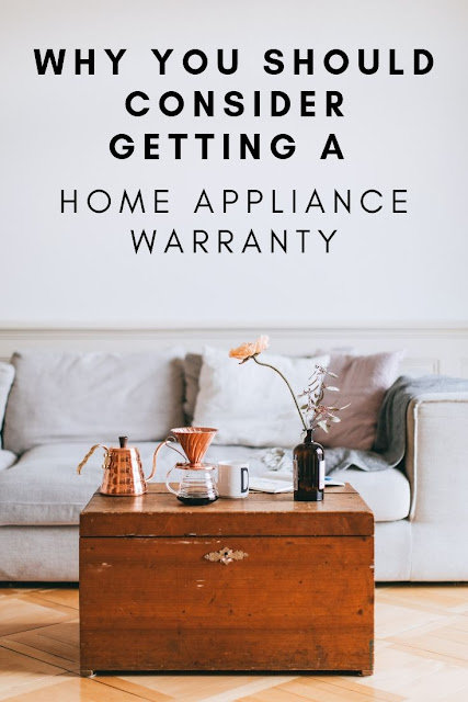 Appliances warranty