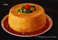 Σαρτού: Γιορτινή μπόμπα ρυζιού από την Ναπολετάνικη κουζίνα - by https://syntages-faghtwn.blogspot.gr