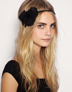 Model Chich Headband