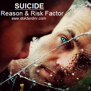 bunuh diri, penyebab bunuh diri, faktor risiko bunuh diri