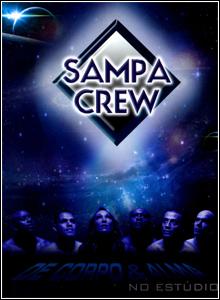 DVD Sampa Crew - De Corpo e Alma – No Estúdio (2012)