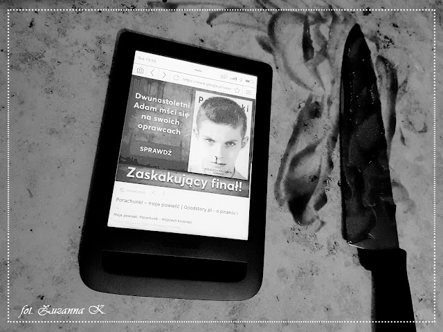 """Wymierzając sprawiedliwość na własną rękę - """"Porachunki"""" Wojciecha Krusińskiego"""