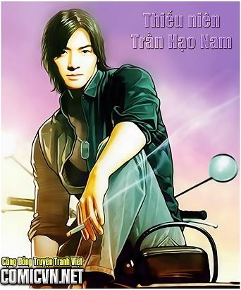 Thiếu niên Trần Hạo Nam