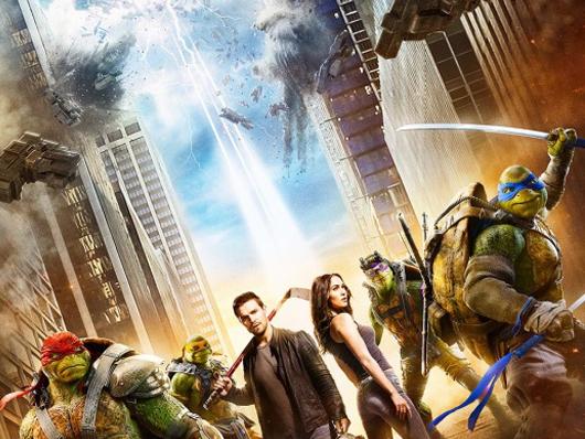 Cuarto tráiler de 'Ninja Turtles: Fuera de las Sombras' con nuevo metraje