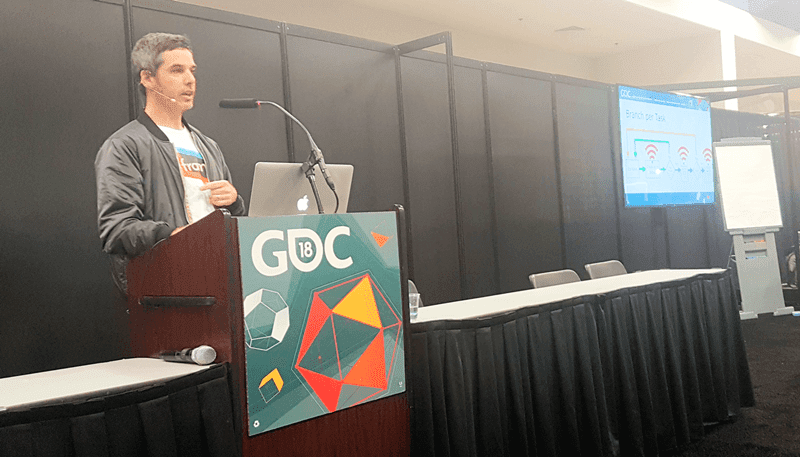 Plastic SCM at GDC - Ben Throop session