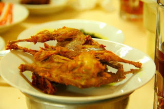 Variety Of Culinary tasty From Pontianak City