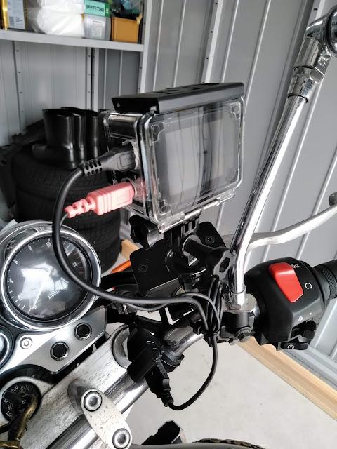 アクションカメラ apeman A80の写真