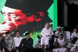 Putri Gus Dur Ingat Pesan Ayahnya Lihat Situasi Masyarakat Saat Ini
