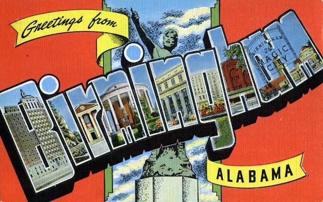 1940. Birmingham, Alabama