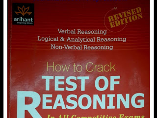 TEST OF REASONING BY arihant publication pdf book download