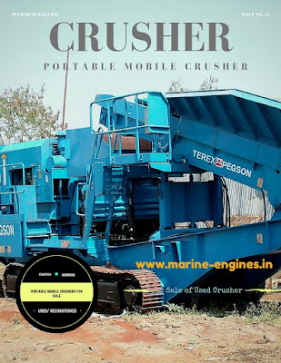 Metso, Tarex, Sandvik, Puzzolana, Jaw Crusher, Cone Crusher, Power Screen, Stone Crusher, crushing machine, aggregate, gitti, rock, stone quarry