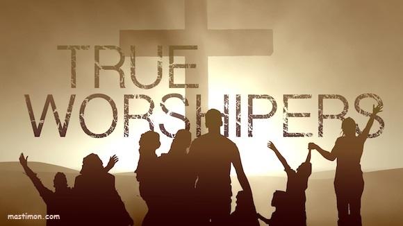 Kumpulan lirik lagu Rohani Kristen TRUE WORSHIPPERS bahasa Inggris