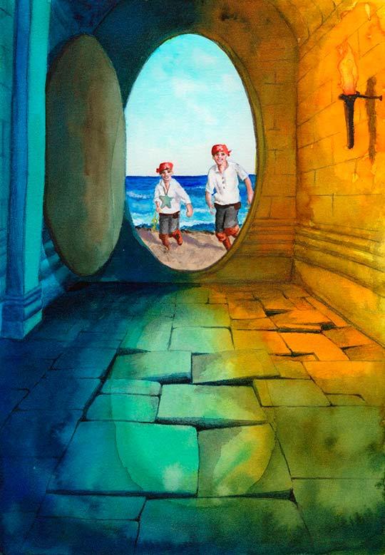 Ilustración de Yolanda Cabrera