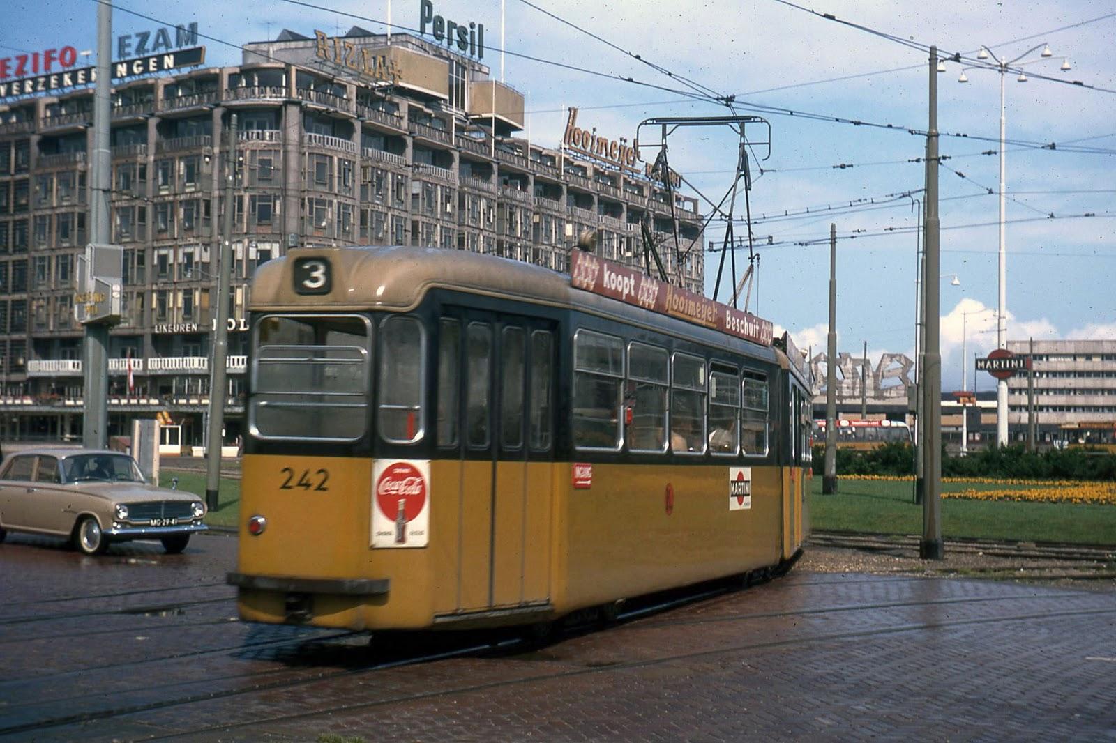 Straßenbahn Rotterdam