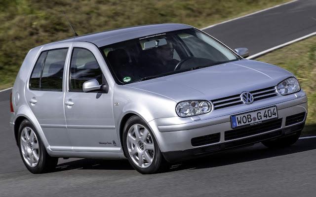 Volkswagen Golf - Geração 4