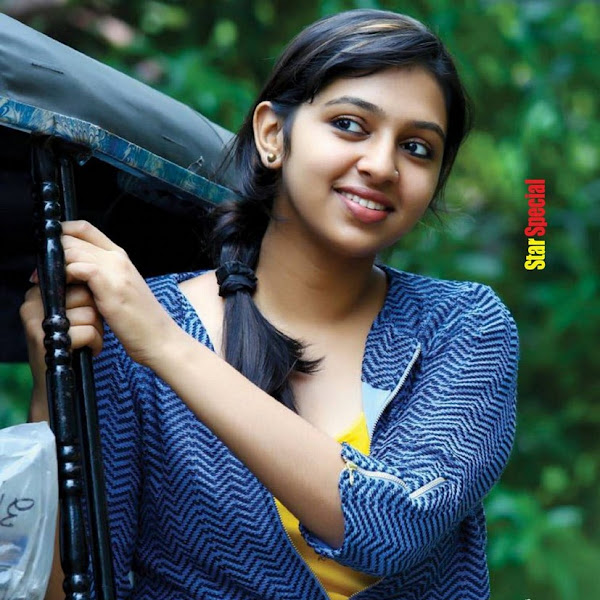 Lakshmi Menon latest hot photos from Malayalam magazines
