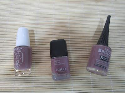 """Colores """"rarunos"""" para las uñas"""