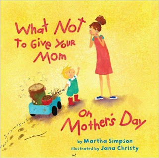 This is a humorous book to read to your girls to help them earn the light green Daisy petal and then make a Mother's Day craft.