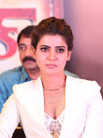 Samantha at Janatha Garage Thanks meet-cover-photo