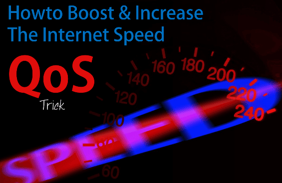 How To Boost & Increase The Internet Speed