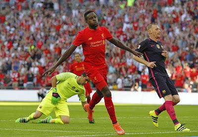 Liverpool 4 Barcelona 0