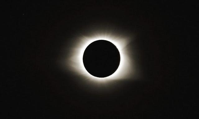 2018 Yılının Son Güneş Tutulması