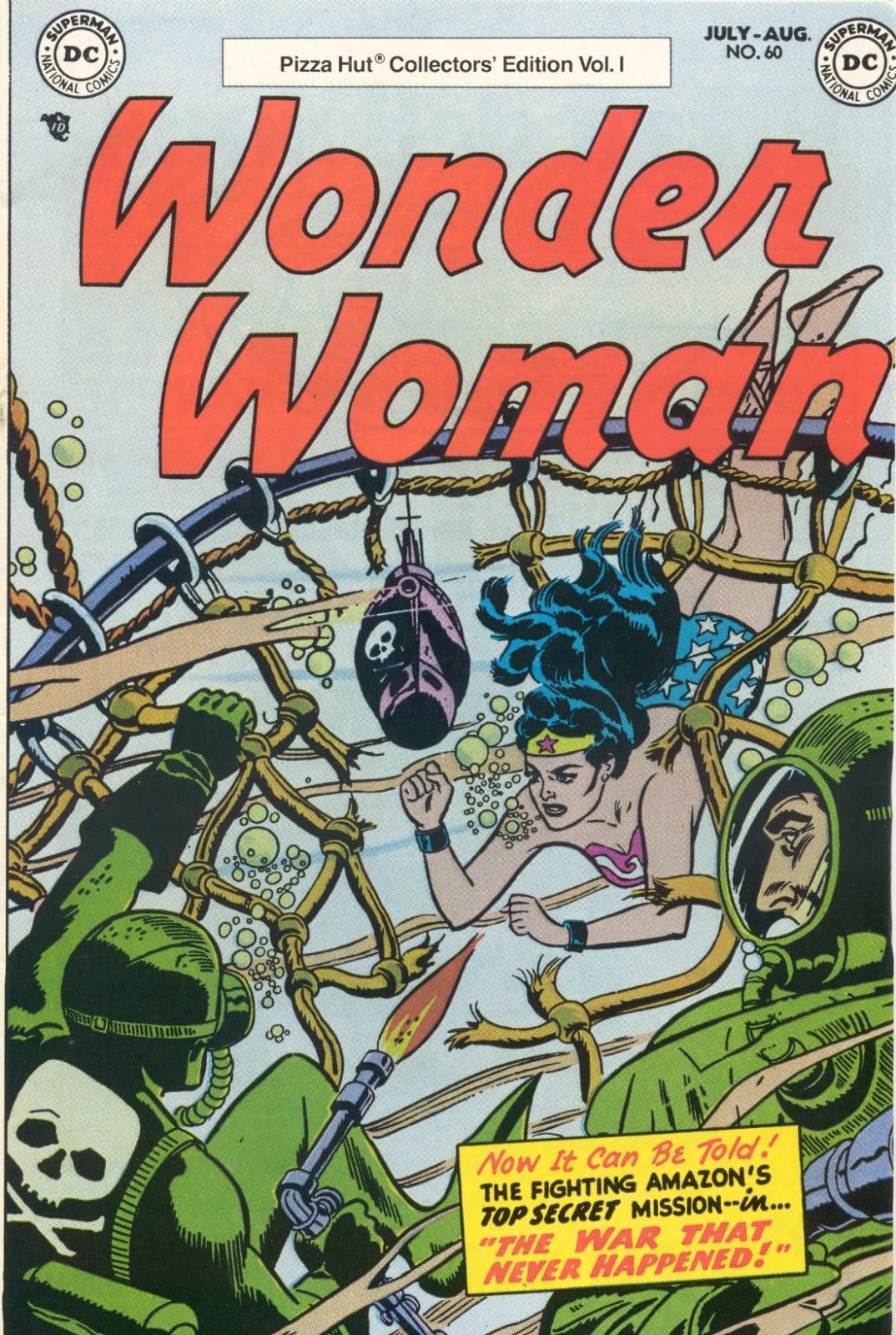 Extraordinary World Of Animeunderwater Wonder Woman 1942 -9014