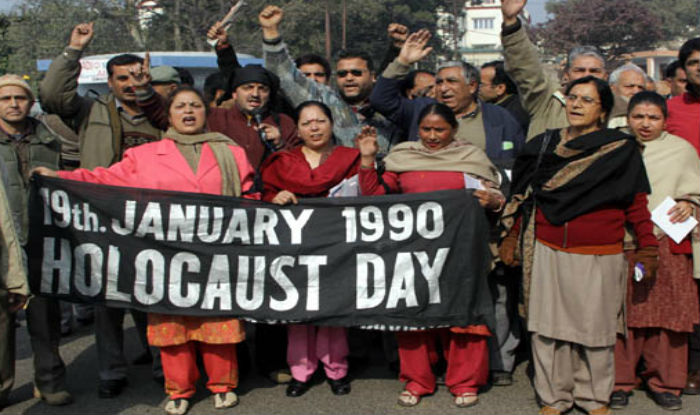 When will Kashmiri Pandits resettle in Kashmir?