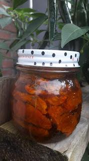Recept gedroogde tomaatjes