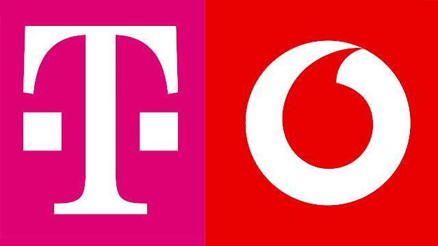 Vodafone va folosi reţeaua de fibră optică a Telekom România pentru a oferi internet fix şi TV