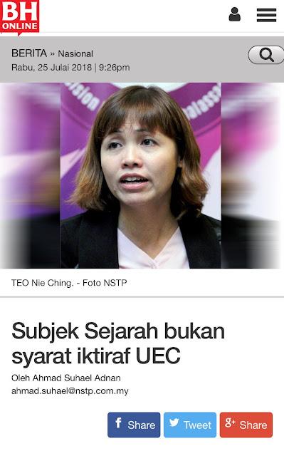 Pakar Sejarah Cabar Timbalan Menteri Pendidikan Jawab Soalan Sejarah Ini Berita Malay