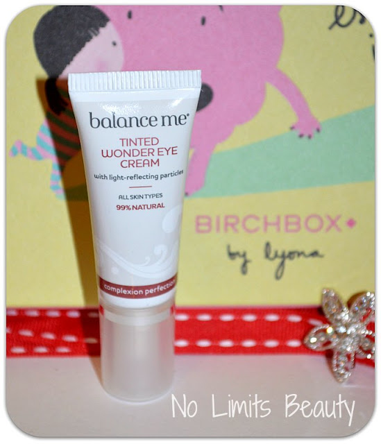 Balance Me - Tinted Wonder Eye Cream