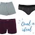Tipos de cueca e qual é a ideal para seu corpo e estilo
