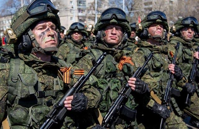 На Донбас увійшов підрозділ армії Росії