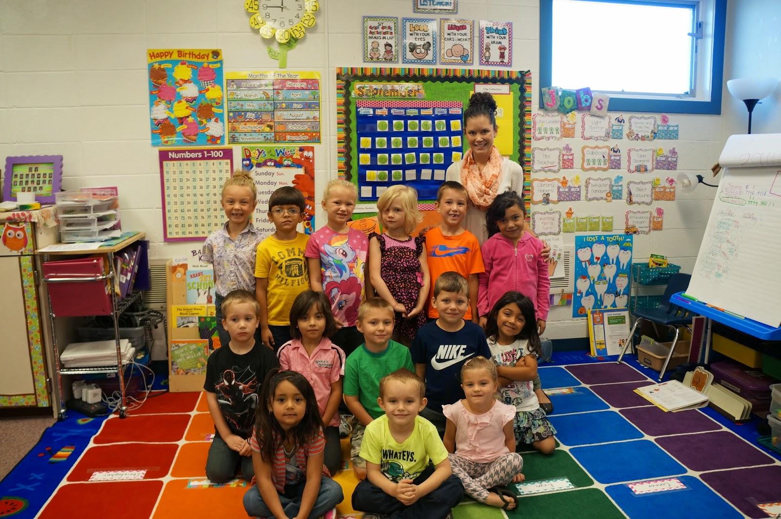 Kindergarten Class: Miss Soto's Kindergarten Class