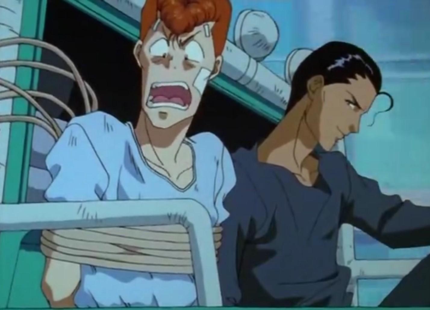 Yu Yu Hakusho Dublado: Episódio 79 – A Perseguição de Yusuke