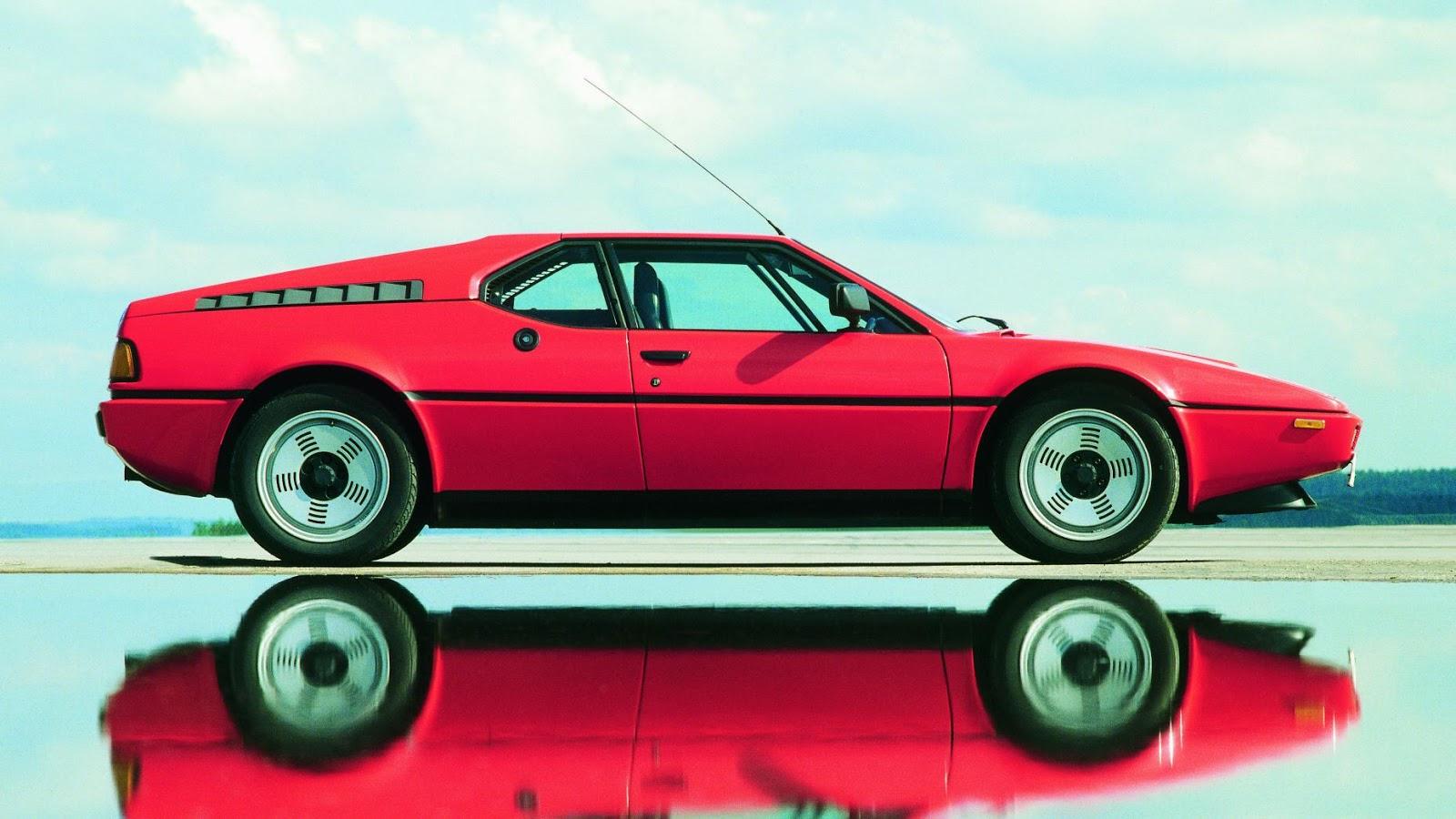 1978-81 BMW M1