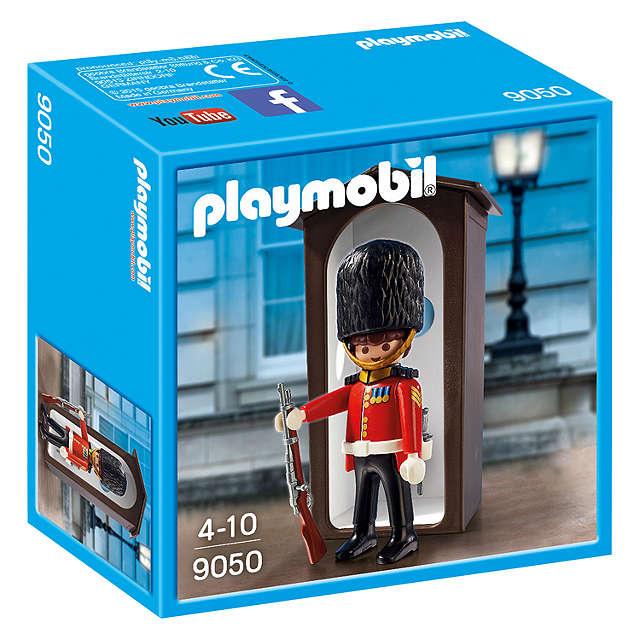 Nuevo guardia real inglés Playmobil   Playmonoticias.com