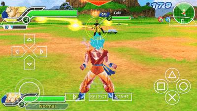 Dragon Ball Z Tenkaichi Tag Team MOD Ultra V6 + Save Data [USA-PSP-CSO]