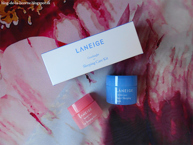 Laneige Water Sleeping Mask Review