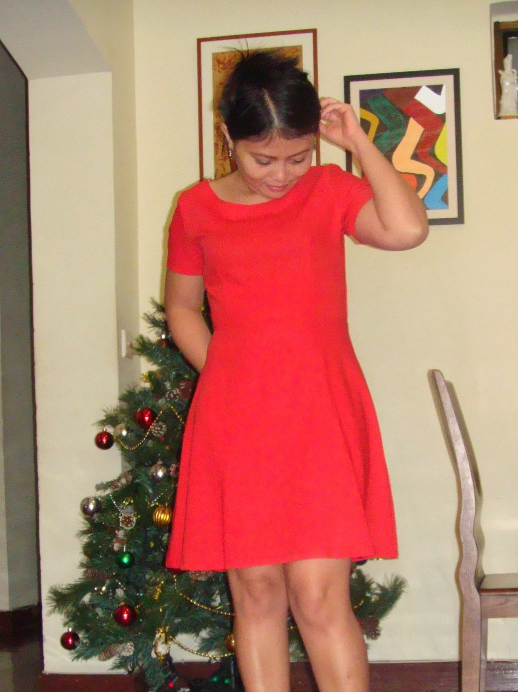 http://velvetribbonsew.blogspot.com/2011/12/red-dress.html